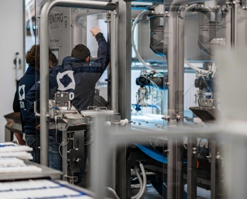 SMO bespoke machine robotics vision