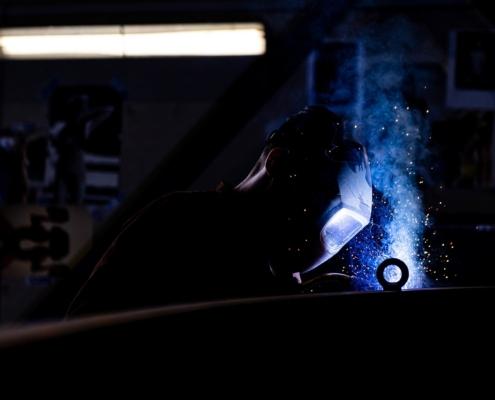 Technical constructions welding SMO bespoke machines