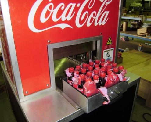 Speedcap Coca Cola