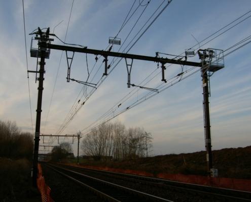 Onderdelen bovenleidingen spoorwegen Machinebouwer SMO (2)