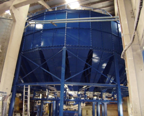Siloconstructie Machinebouw op maat SMO (1)
