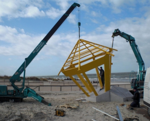 Wild Shore Triology kunstwerken Machinebouwer SMO (1)