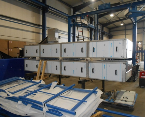 Luchkoeling staalband SMO Machinebouw op maat (1)
