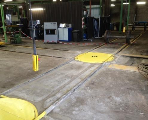 Draaitafels treinassen SMO Machinebouw (1)