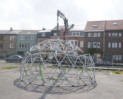 Machinebouwer SMO Beesphere Dome