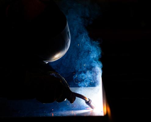 SMO machinebouw op maat lassen